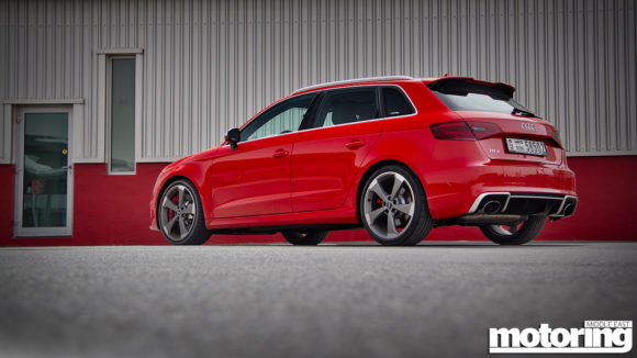 2016 Audi RS3 Review