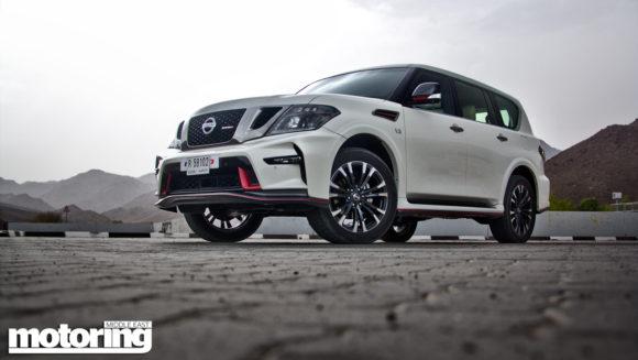 2016 Nissan NISMO Patrol