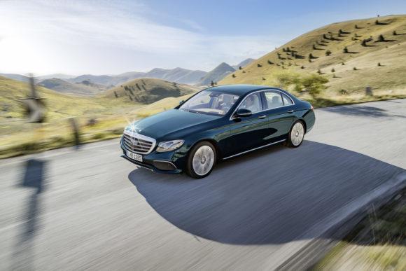 2017 Mercedes E200 review