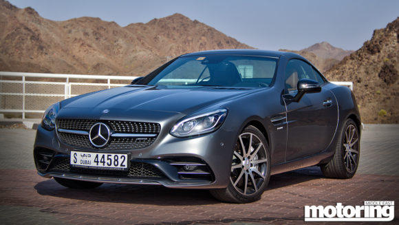 2016 Mercedes AMG SLC 43 Review