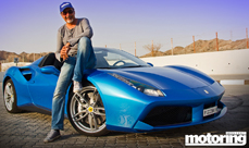2016 Ferrari 488 Spider Review