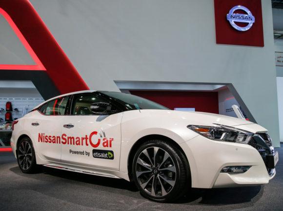 Nissan SmartCar App