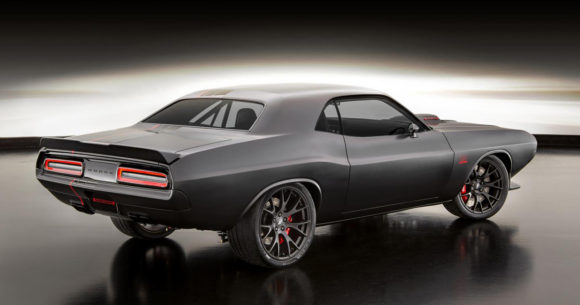 Dodge Challenger Shakedown concept