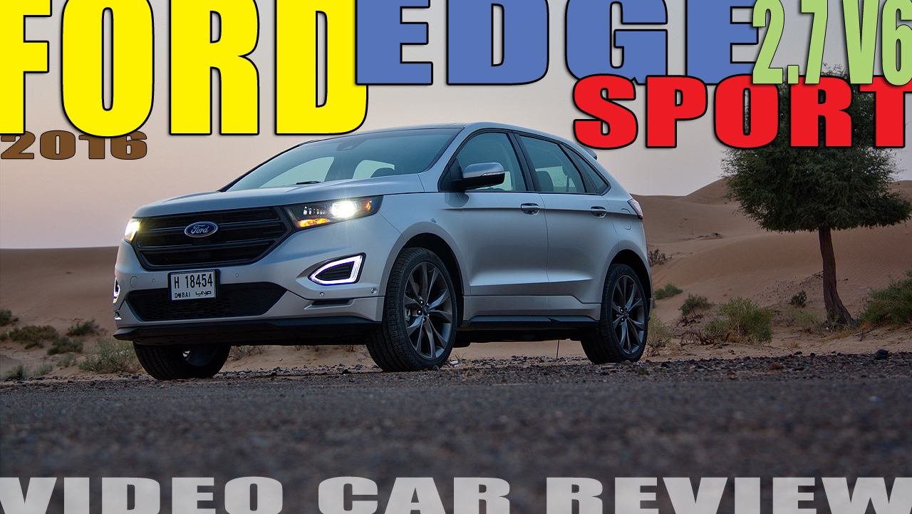 ford edge reviewmotoring middle east car news reviews  buying guides