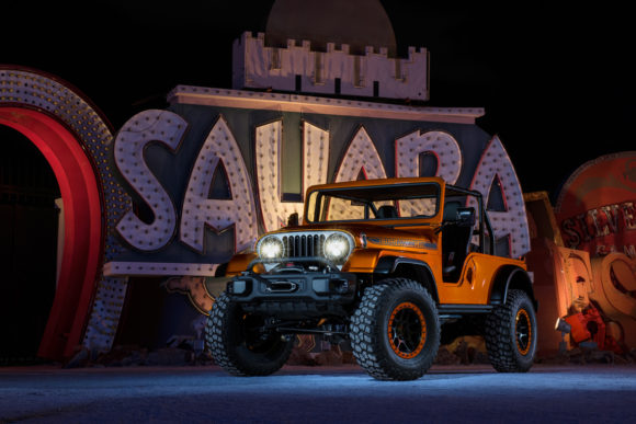 Jeep CJ 66 Concept
