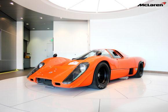 McLaren M6BGT
