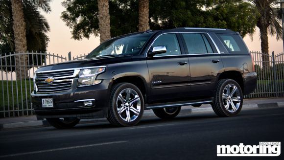 Chevrolet Tahoe long term test
