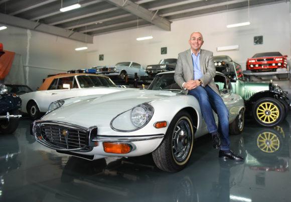 Mazin Al Khatib Nostalgia Classic Cars