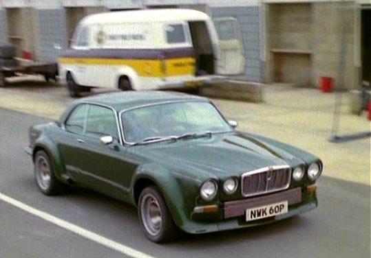 John Steed Jaguar XJ12-C Broadspeed