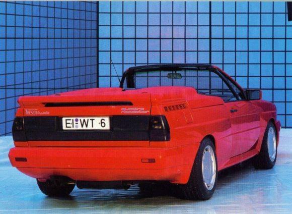 Treser Audi Quattro Roadster