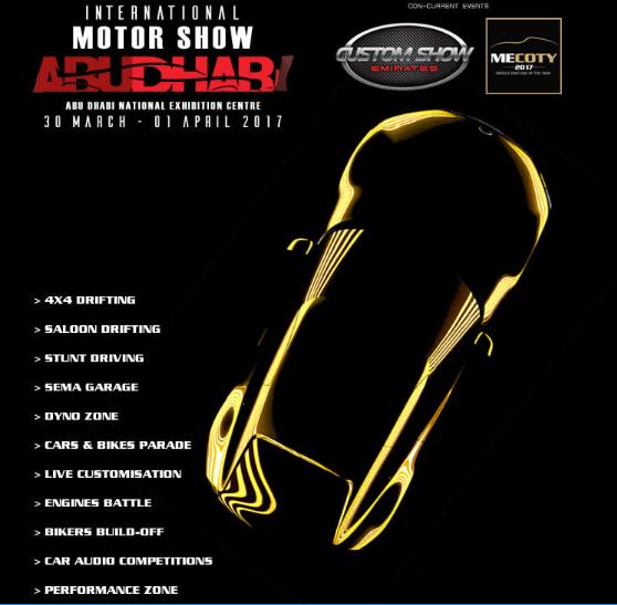 International Abu Dhabi Motor Show