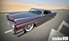 66 Cadillac Coupe DeVille Custom