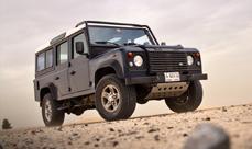 1997 Land Rover Defender V8 - Semi-Rally spec