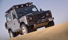 Manuel Schmidt's 2006 Overlanding Land Rover Defender
