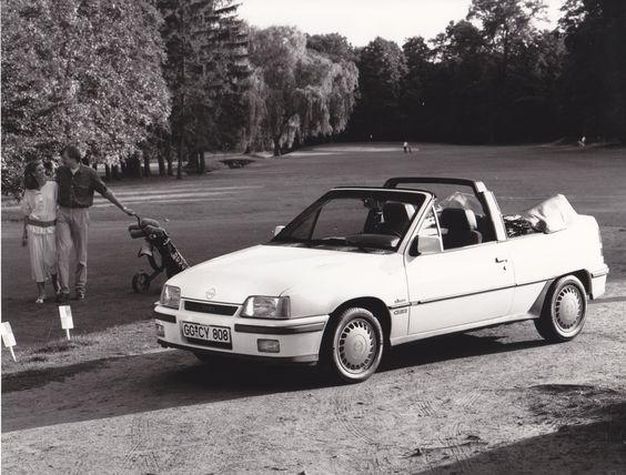 1985 Opel Kadett