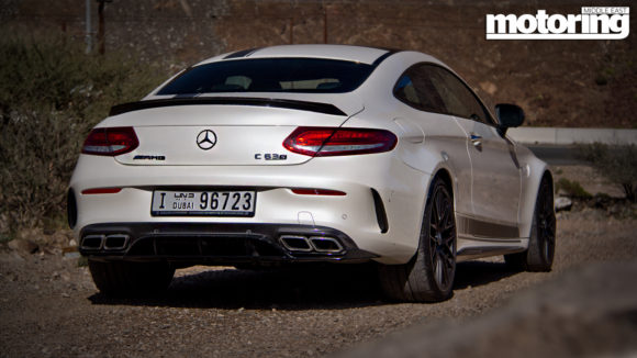 Mercedes AMG C63 S Coupe Review