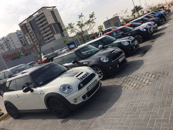All Car Clubs Must Register With The Cda Mini Club Suspends