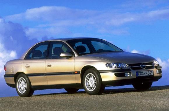 1998 Vauxhall Omega