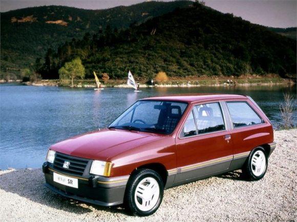 1983 Vauxhall Nova