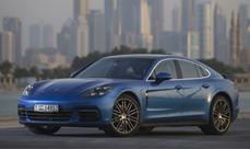 2017 Porsche Panamera 4S Review