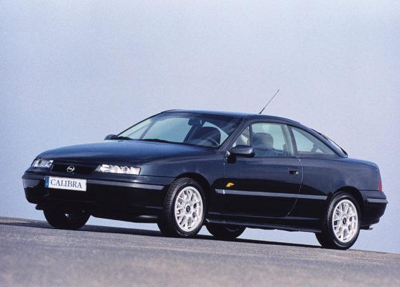 Vauxhall Calibra