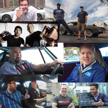 Automotive YouTube Stars