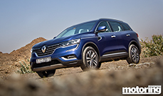 2017 Renault Koleos Review