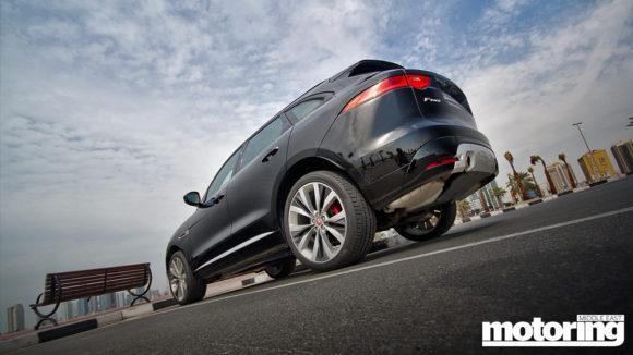 Jaguar F-Pace review