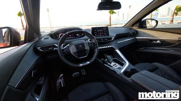 2017 Peugeot 3008 Review
