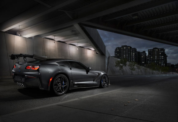 2018 Chevrolet Corvette ZR1 755bhp