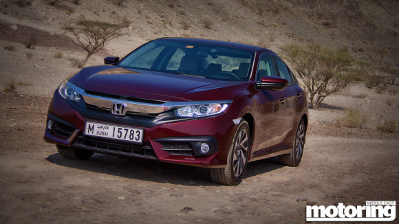 Honda Civic 1.6 long term test