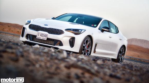 2018 Kia Stinger GT Review