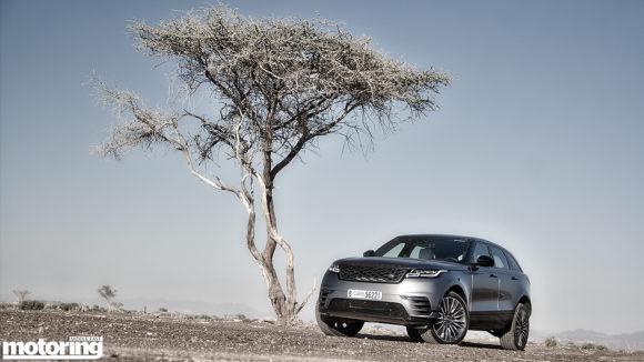 2018 Range Rover Velar Review