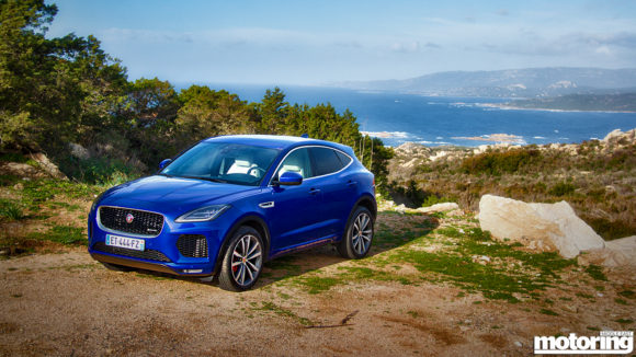 2018 Jaguar E-Pace Review