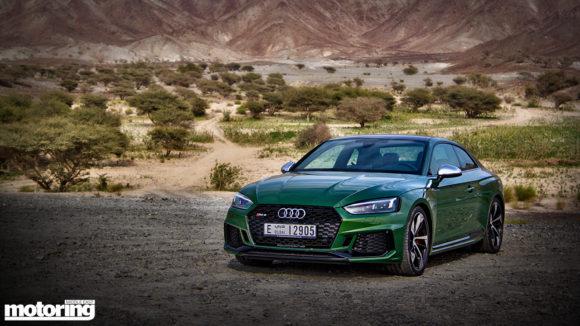 2018 Audi RS5 Review