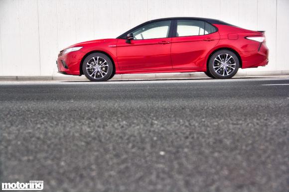 2018 Toyota Camry V6 Grande Sport long-term review