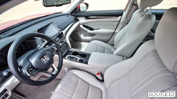 2018 Honda Accord 2.0 Turbo Sport Review