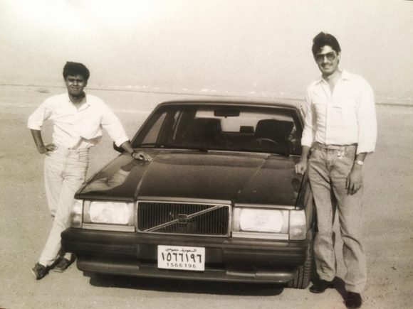 Shahzad Sheikh first car review Volvo 740 GLE