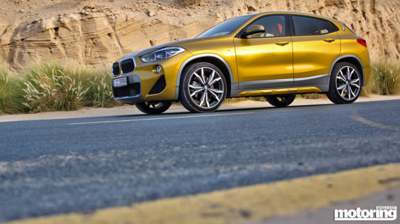 BMW X2 Review