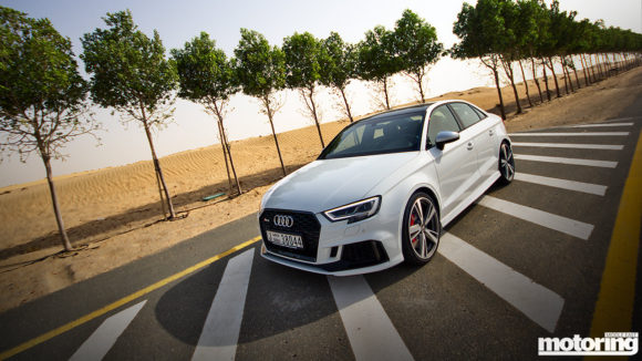 Audi RS3 Review - Motoring Middle East: Car news, Reviews
