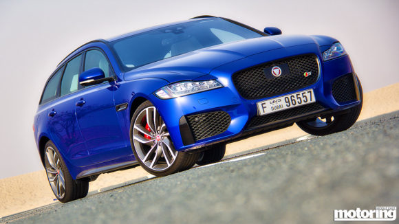 Jaguar XF Sportsbrake review