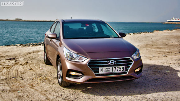 2018 Hyundai Accent Saloon Review