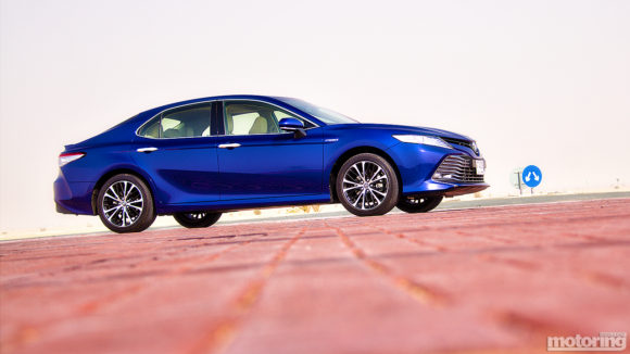 2018 Toyota Camry Hybrid review
