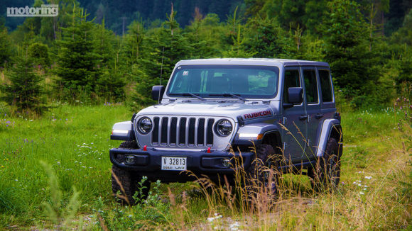 2018 Jeep Wrangler JL review