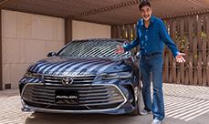 Toyota Avalon lifestyle Dubai launch event at The House of Avalon