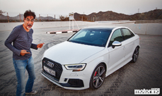 Audi RS3 Review