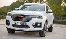 Haval H6 now on sale