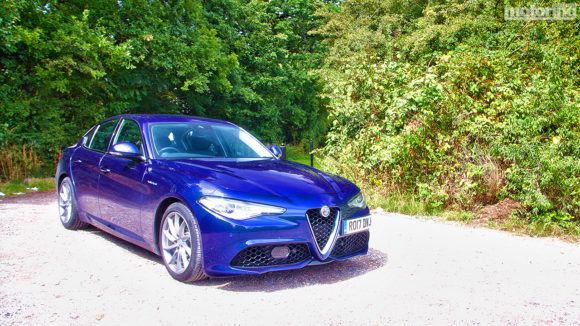 Alfa Romeo Giulia 2.0 Turbo Veloce Review