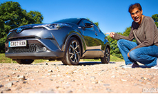 Toyota CH-R Hybrid Review
