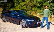 2018 Audi A7 55 TFSI Review